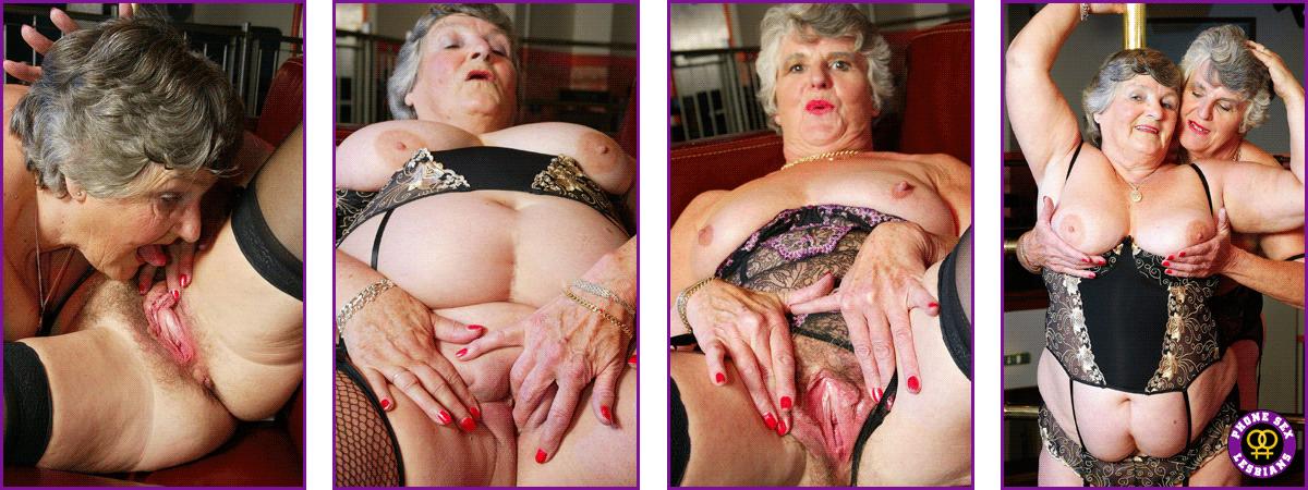 Hardcore Lesbian Grannies Online